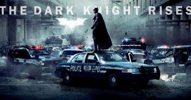 รีวิว The Dark Knight Rises แบทแมน อัศวินรัตติกาล ผงาด