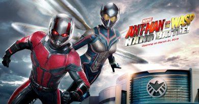 รีวิว Ant-Man and the Wasp