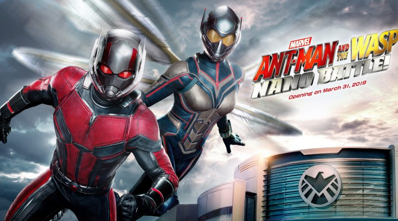 รีวิว Ant-Man and the Wasp