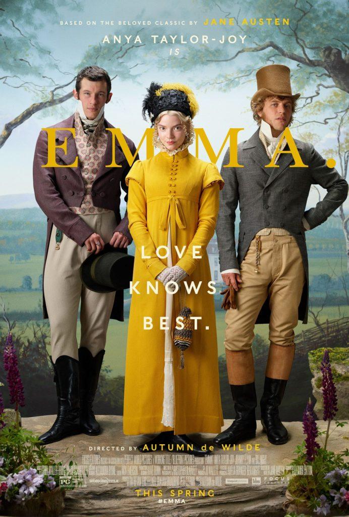 รีวิว Emma (2020) รักได้ไหมถ้าหัวใจไม่ลงล็อค