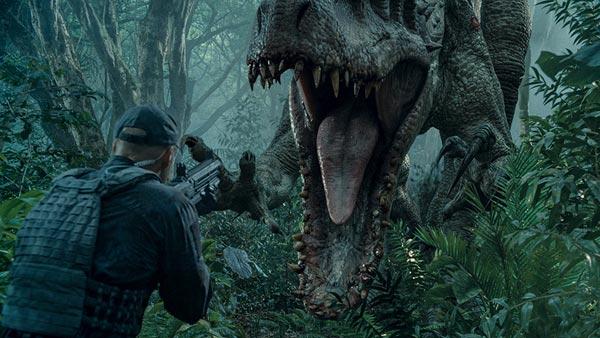 หนังฮอดลิวูด Jurassic World 2015 จูราสสิค เวิลด์