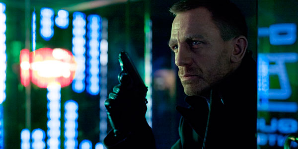 หนังฝรั่งแนวแอ็กชัน Skyfall (2012) พลิกรหัสพิฆาตพยัคฆ์ร้าย