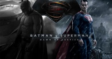 Batman v Superman: Dawn of Justice : แบทแมน ปะทะ ซูเปอร์แมน แสงอรุณแห่งยุติธรรม