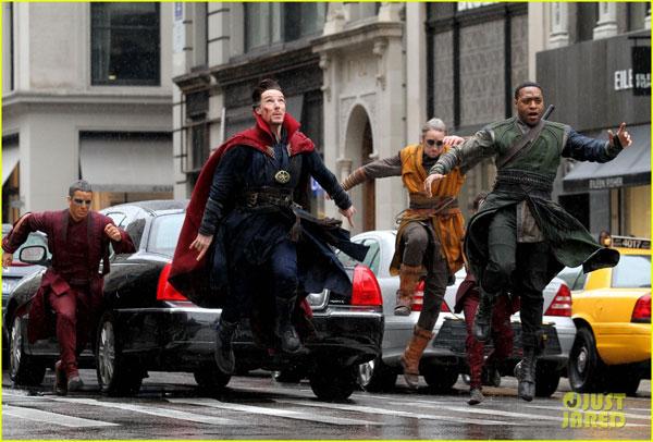 Doctor Strange ดอกเตอร์ สเตรนจ์