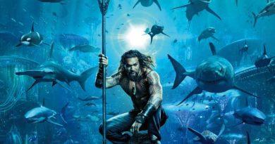 Aquaman อควาแมน เจ้าสมุทร