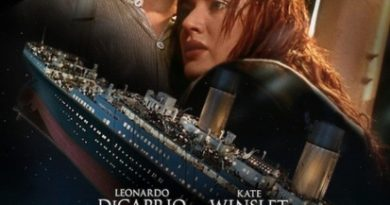 หนังรักโรแมนติก Titanic ไททานิค