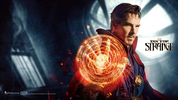 หนังฮอดลิวูด Doctor Strange ดอกเตอร์ สเตรนจ์