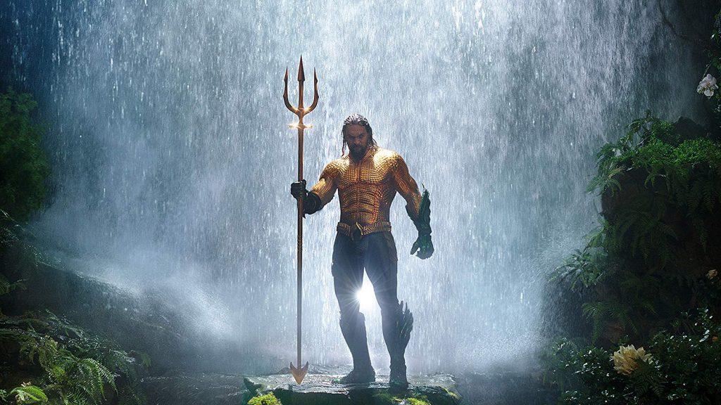 หนัง Aquaman อควาแมน เจ้าสมุทร