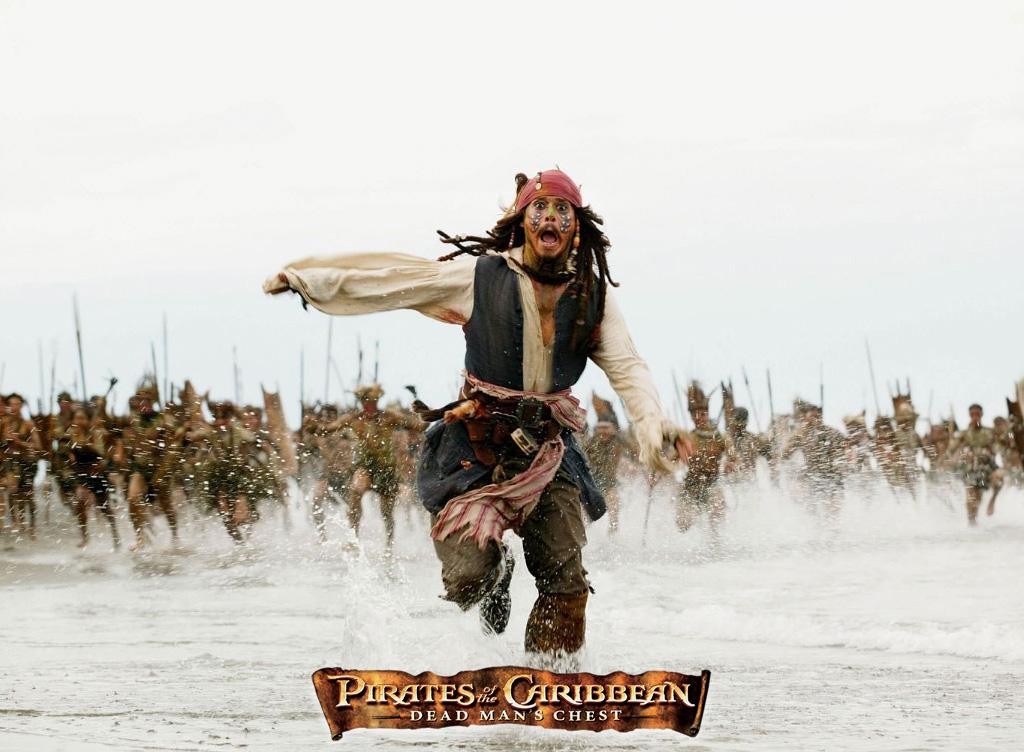 หนัง ปีศาจโจรสลัดสยองโลก  Pirates of the Caribbean: Dead Man's Chest