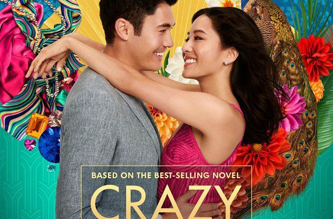 Crazy Rich Asians (2018) เหลี่ยมโบตั๋น