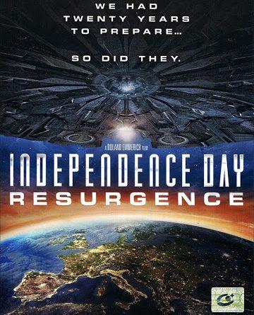 Independence Day 2: Resurgence (2016) ไอดี 4 สงครามใหม่วันบดโลก